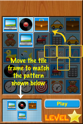 Screenshot ACTERIS HD: Action Puzzle Match for iPad