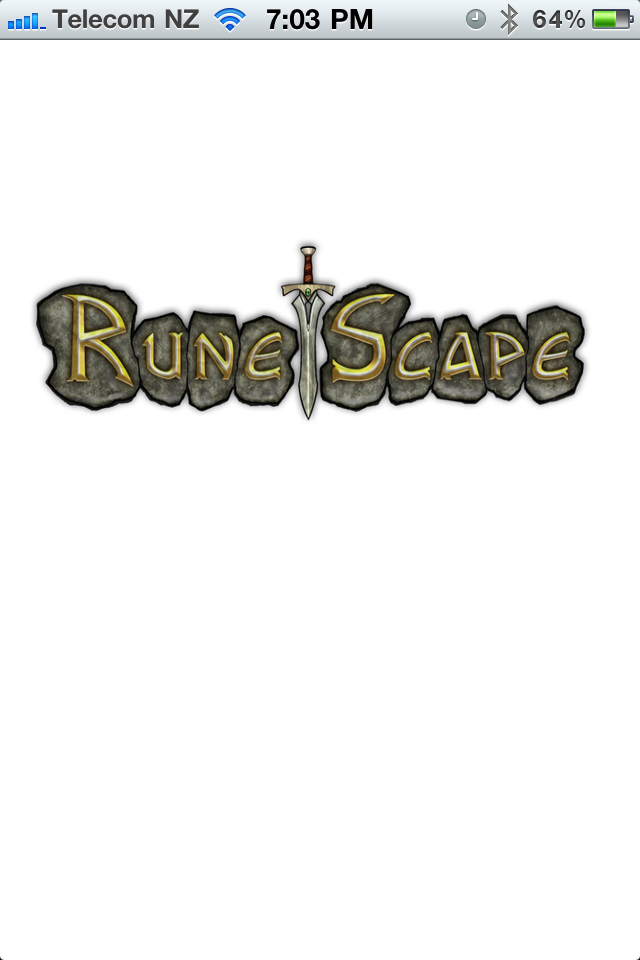 Screenshot RuneScape News