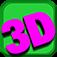 3D Bilder ohne Brille!